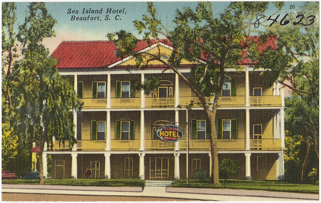 Hotels In Beaufort Sc Near Hunting Island