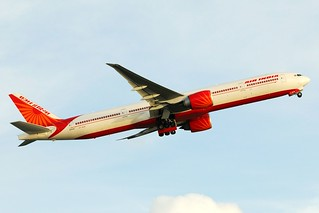 "Air India Boeing 777-337ER VT-ALN  MSN 36312 ""Jammu and Kashmir"" 