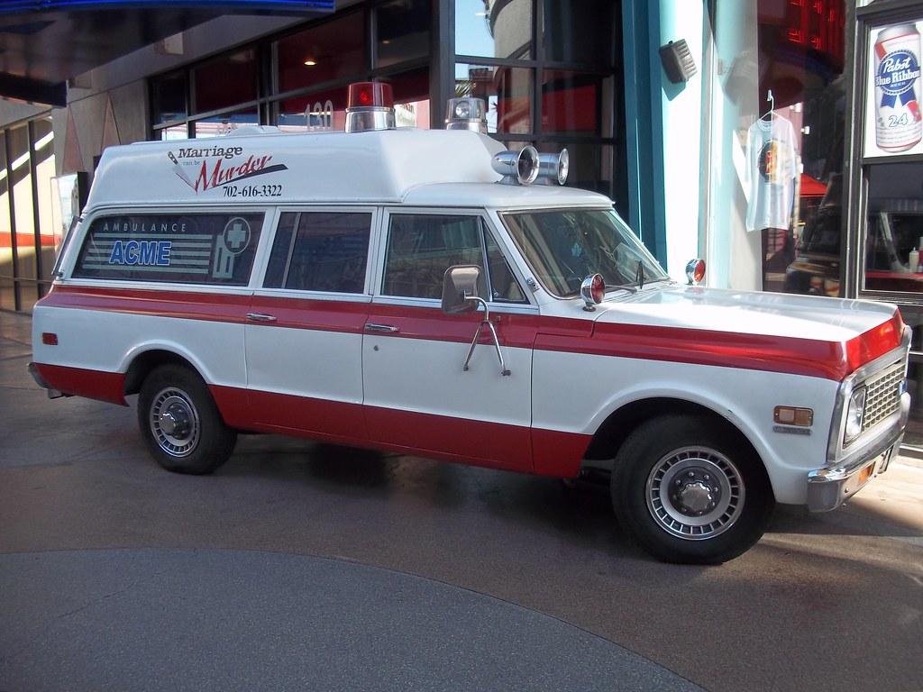 1970's Chevrolet Suburban Ambulance_3 | A 1970's Chevrolet ...