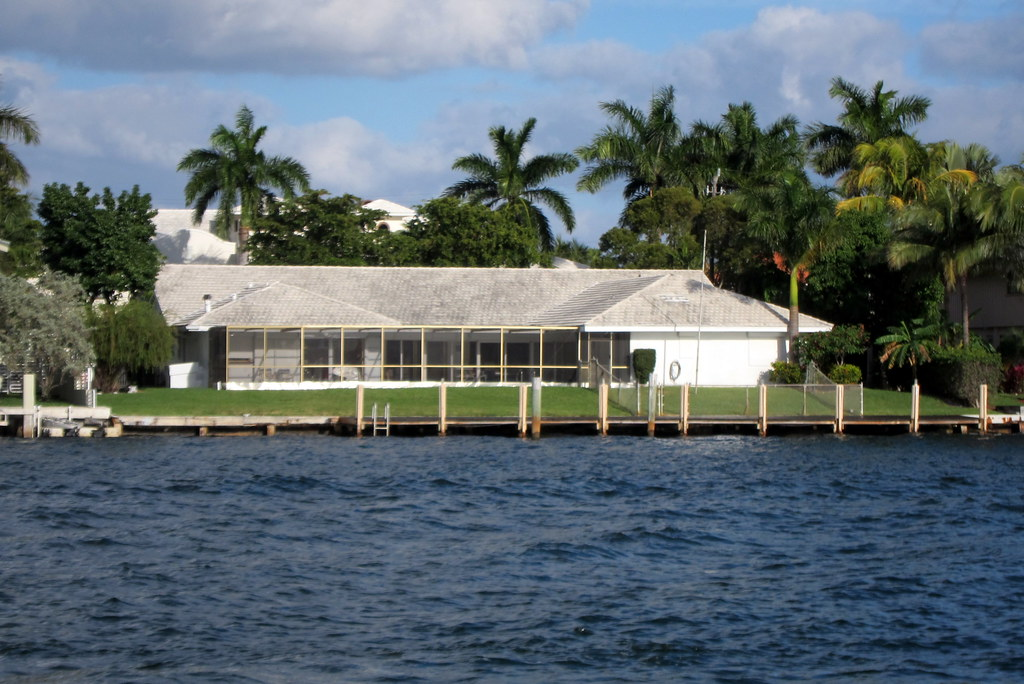 Fort Lauderdale Sonny And Cher S Mansion This