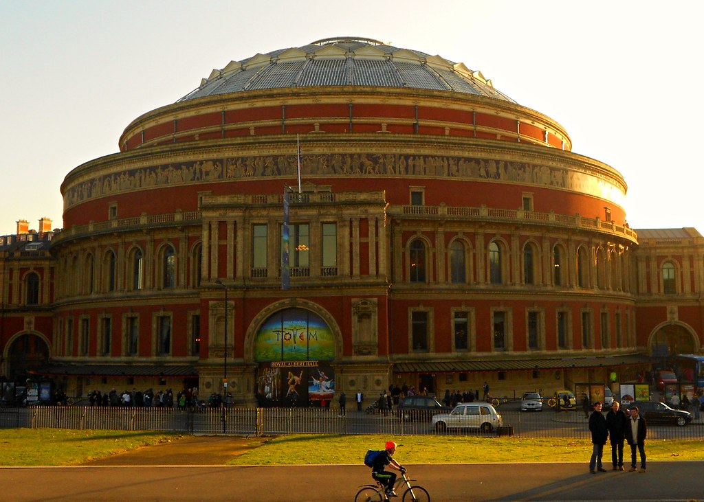 Royal albert hall soulman53 flickr for Door 8 royal albert hall