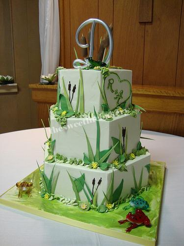 Thai Wedding Cake
