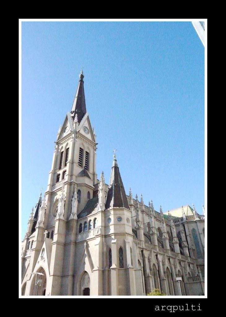 Catedral Mar Del Plata Arqpulti Flickr