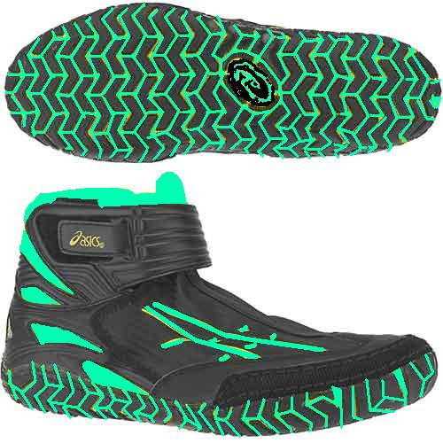 asics wrestling shoes custom