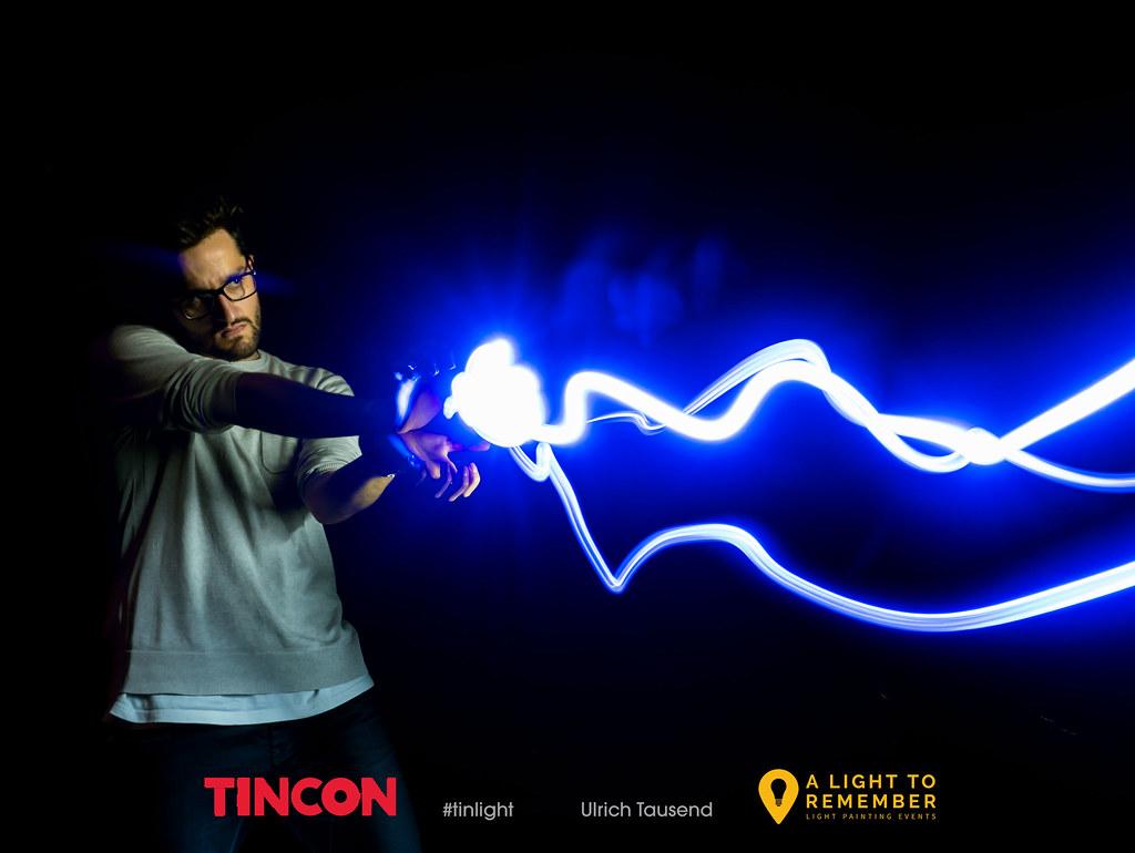 #tinlight @tincon by Ulrich Tausend (ALightToRemember.de)