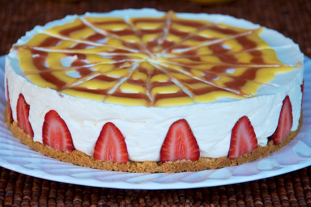 Cooks Country Strawberry Dream Cake