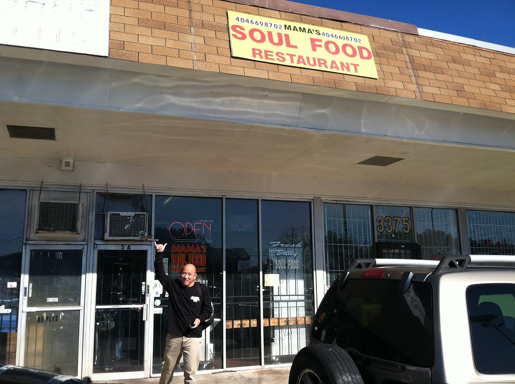 Soul Food Near Dettoit Waterfrond