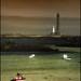Le phare de l'ile vierge - bretagne - finistére