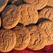 Molasses ginger spice snap cookies 2