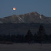 Lunar Eclipse above Mt Tallac