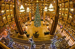 Christmas at Wilderness Lodge | by Tom.Bricker