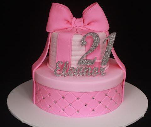 21st birthday cake on birthday cake with name imagechef