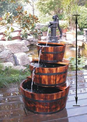 Garden Water Fountains, Antique Water Fountains, Outdoor Water ...