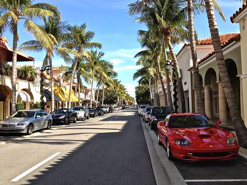 Worth Ave Palm Beach Fl