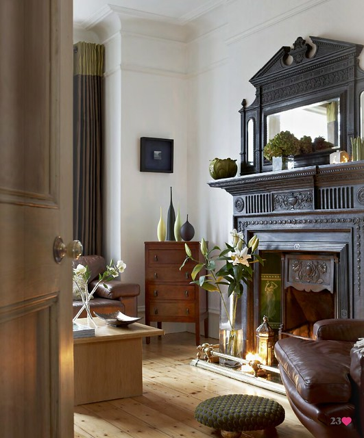 Heart home magazine jon day emily henson eclectic vin for Traditional eclectic living rooms