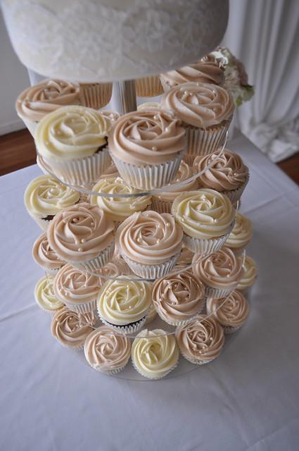 Vintage Wedding Cupcakes Flickr Photo Sharing