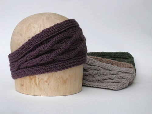 ElisbethHeadbands | by lorettaknits