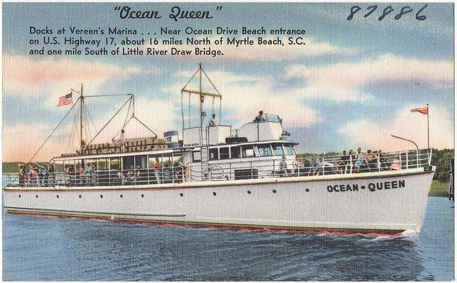 Ocean Drive Myrtle Beach Bars