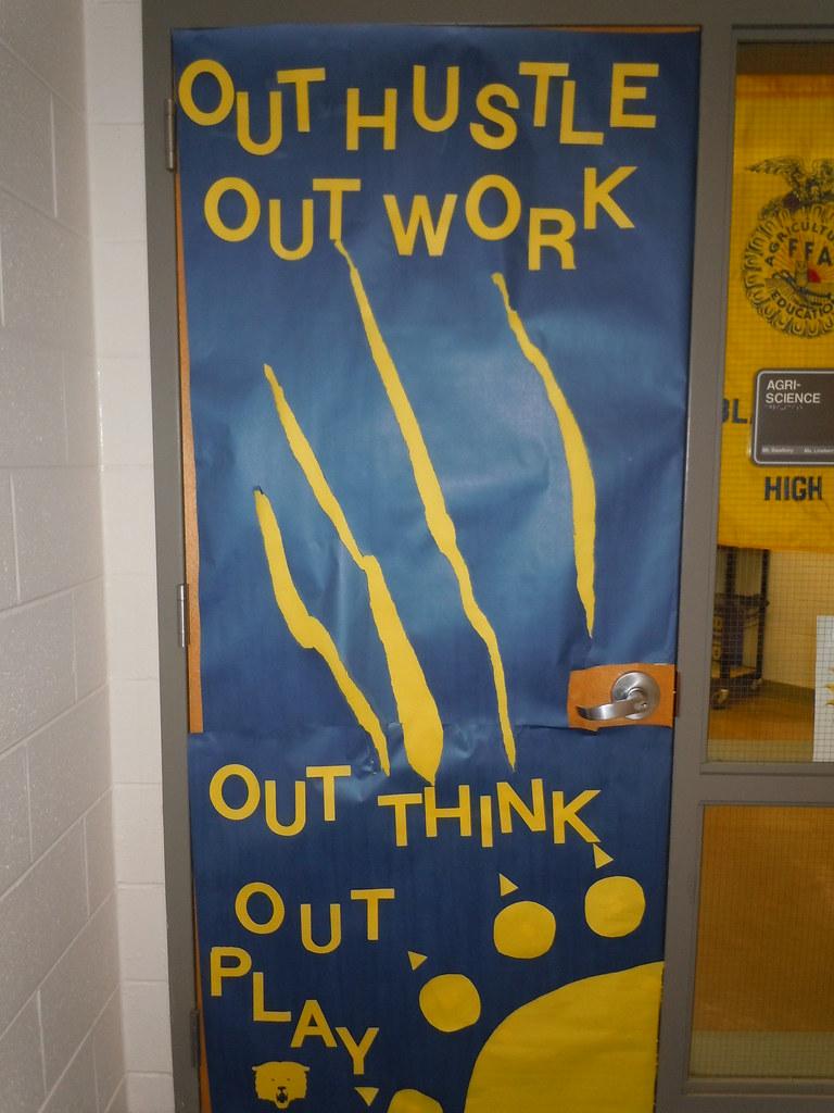 spirit week door decorating ideas – decoration image idea