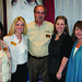 Kay Hanks, Chelsea Mattis, Joe Wilson, Wendy Lilly and Christie Armstrong
