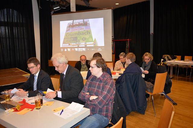 Kreisparteitag am 15. März 2014 in Eschweiler