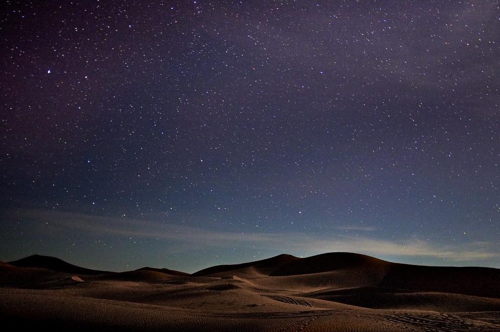Morocco Sahara Erg Chigaga Morocco Sahara Erg