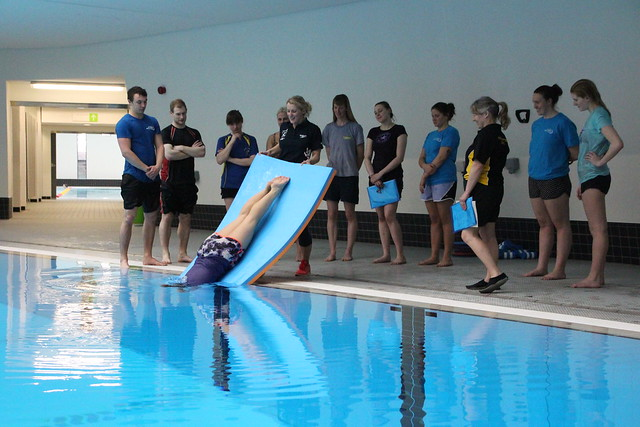 Scottish Swimming Regional Training Week North Aberdeen Sports Village Aquatics Centre Flickr