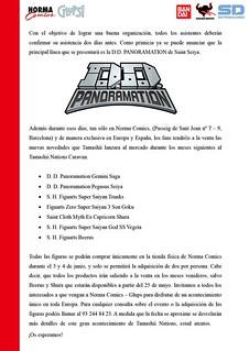 [Comentários] Tamashii Nations Caravan in Barcelona 2016 26314651654_3cfefcd1de_n