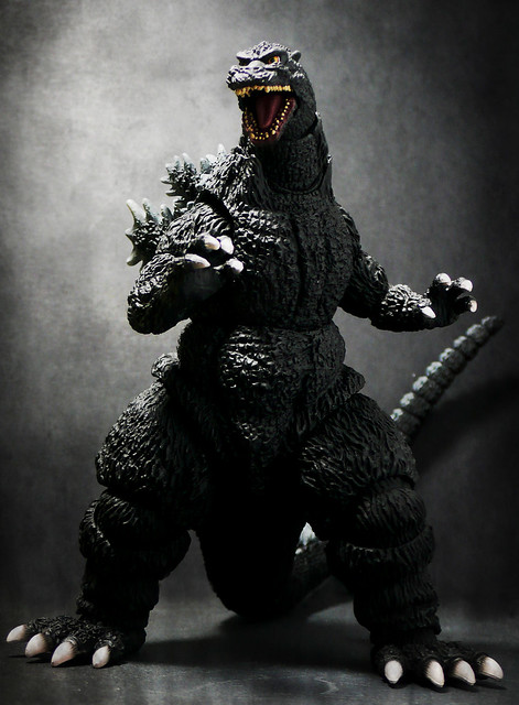 Godzilla (S.H.Monster Arts) | Flickr - Photo Sharing!
