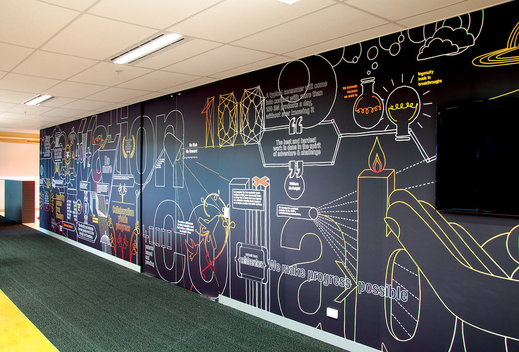 3m Branded Environment There Design Flickr