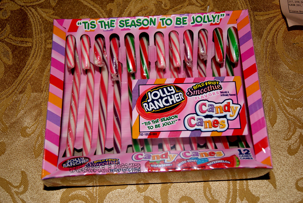 Jolly Rancher Candy Jolly Rancher Candy Canes