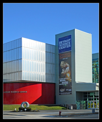 The Detroit Science Center | by sjb4photos