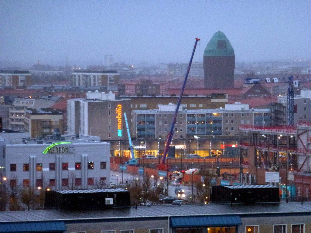 New Mobilia Building Site Christer Flickr