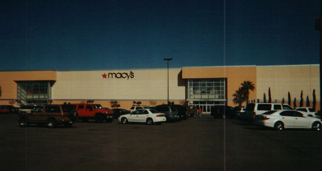 Macy S Imperial Valley Mall Formerly A Robinsons May