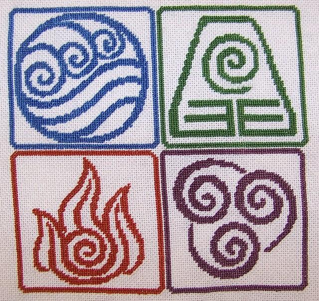 Avatar The Last Airbender Element Symbols Elemental symbolsAvatar The Last Airbender Water Symbols