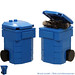 LEGO Recycling Bin (Blue)