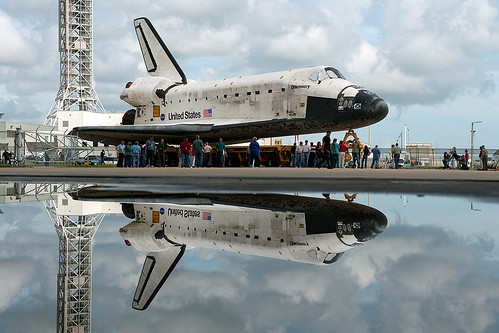 Shuttle reflections | by Ben_Cooper
