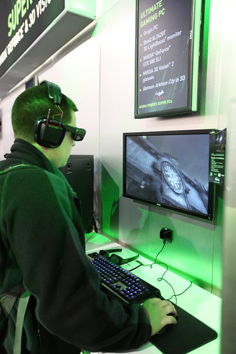 NVIDIA @ CES 2012 - 3D Vision and GeForce | by NVIDIA Corporation