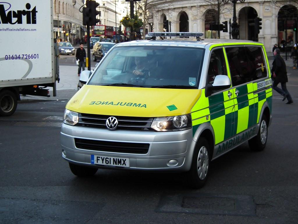 Amvale Medical Transporter Ambulance Amvale Medical