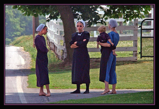 Amish Women Flickr Photo Sharing