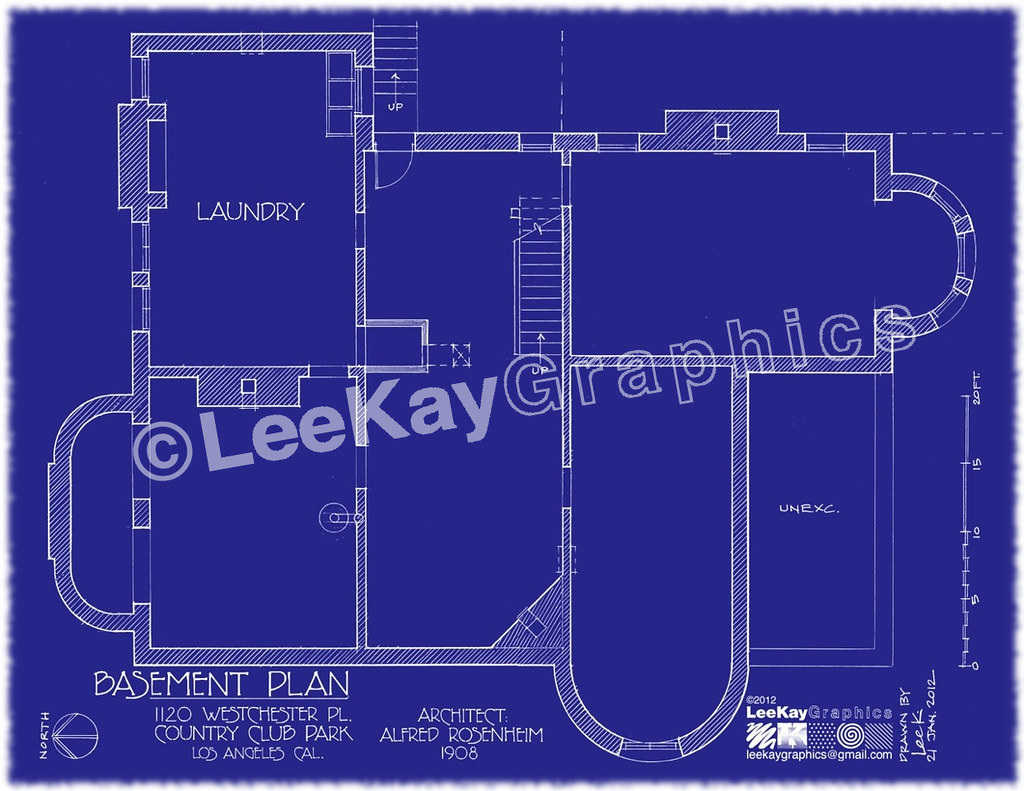 1120 westchester pl basement plan special thanks to for 1120 westchester place floor plan