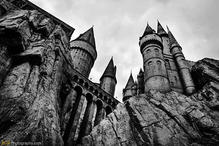 [EXPLORED] Hogwarts B&W | by Blake Herman