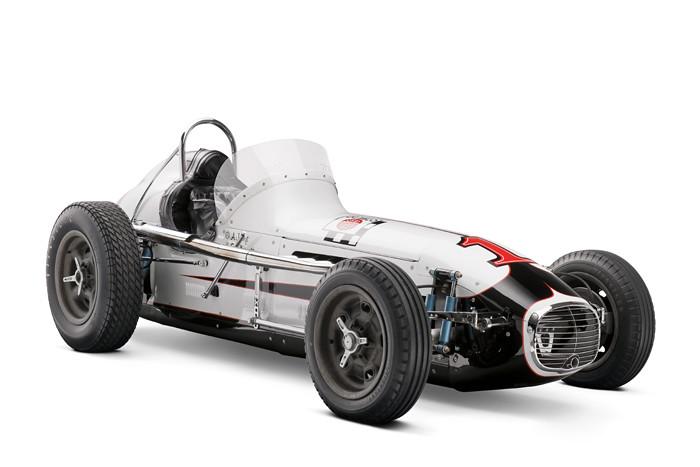1960 Meskowski Race Car Description Between 1960 And