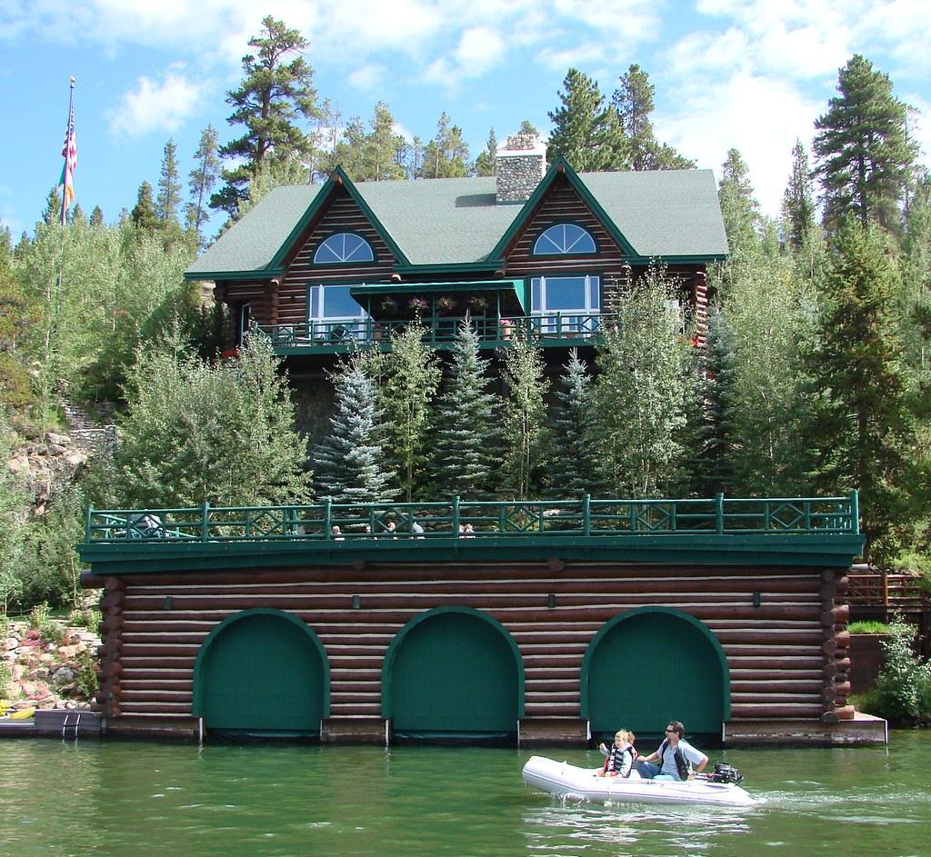 Homes On Grand Lake, CO 2007