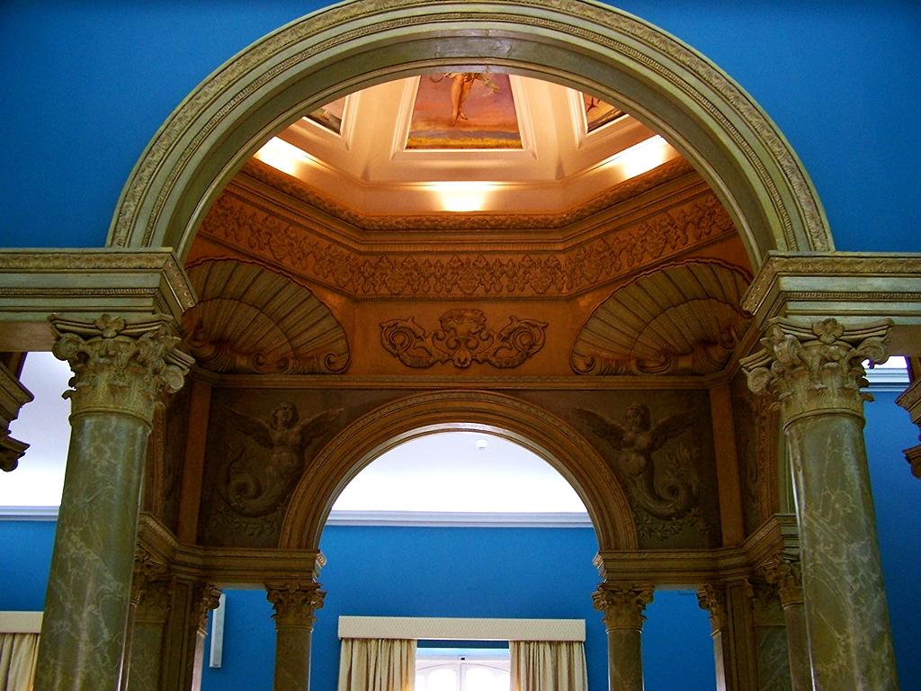 Jard n monforte de valencia 28 enero 2012 interior pa for Jardines de monforte valencia