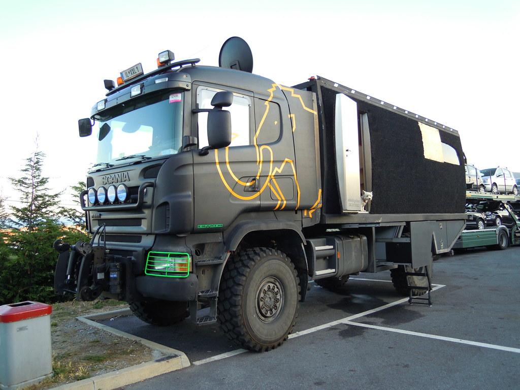 4 X 4 >> Scania 4x4 | juan | Flickr