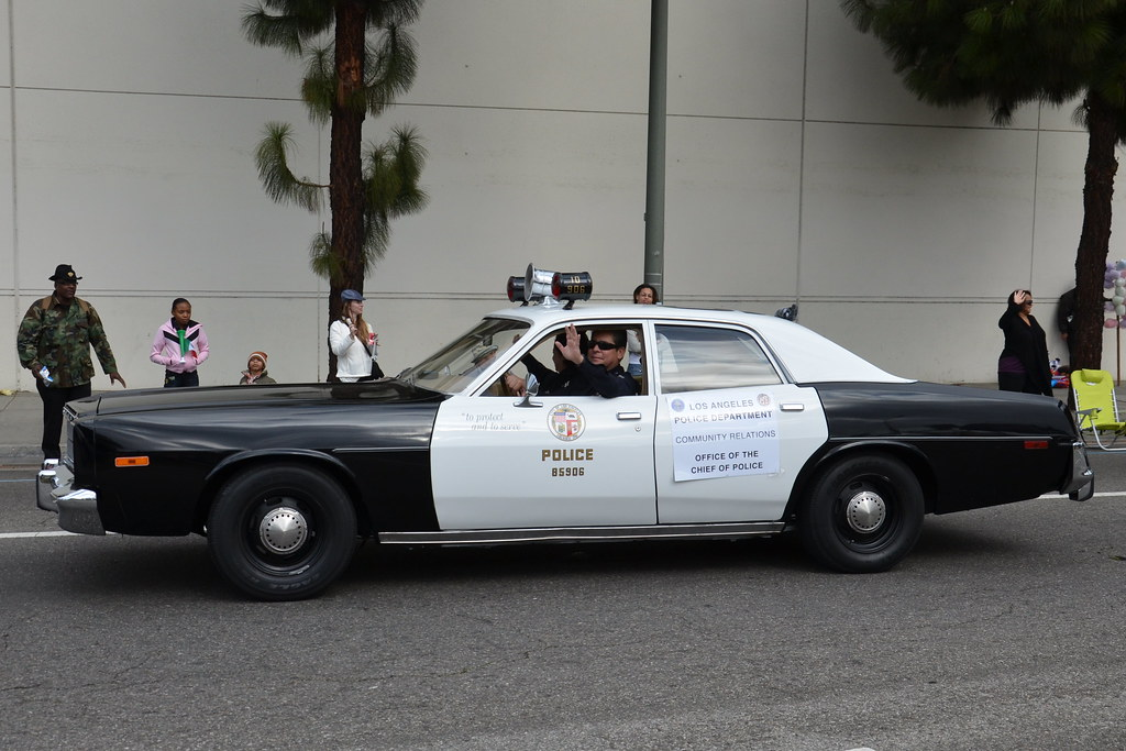 LOS ANGELES POLICE DEPARTMENT (LAPD) - PLYMOUTH FURY | Flickr