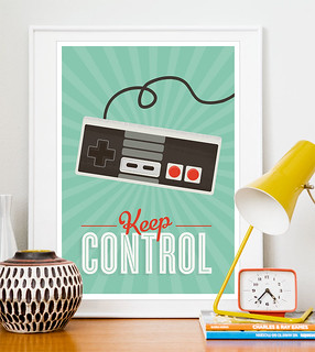 Keep Control Poster | by h4ndz