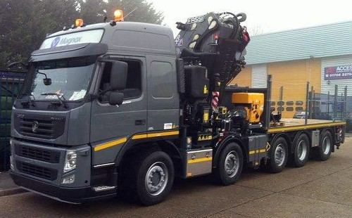 Magnox Terberg Fm2850 With Fassi F1500xp Flickr Photo
