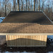 Shingling Solar Shed Roof